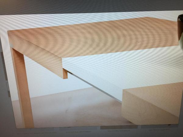 Halifax ausziehtisch designer esstisch tisch ahorn in for Designer ausziehtisch