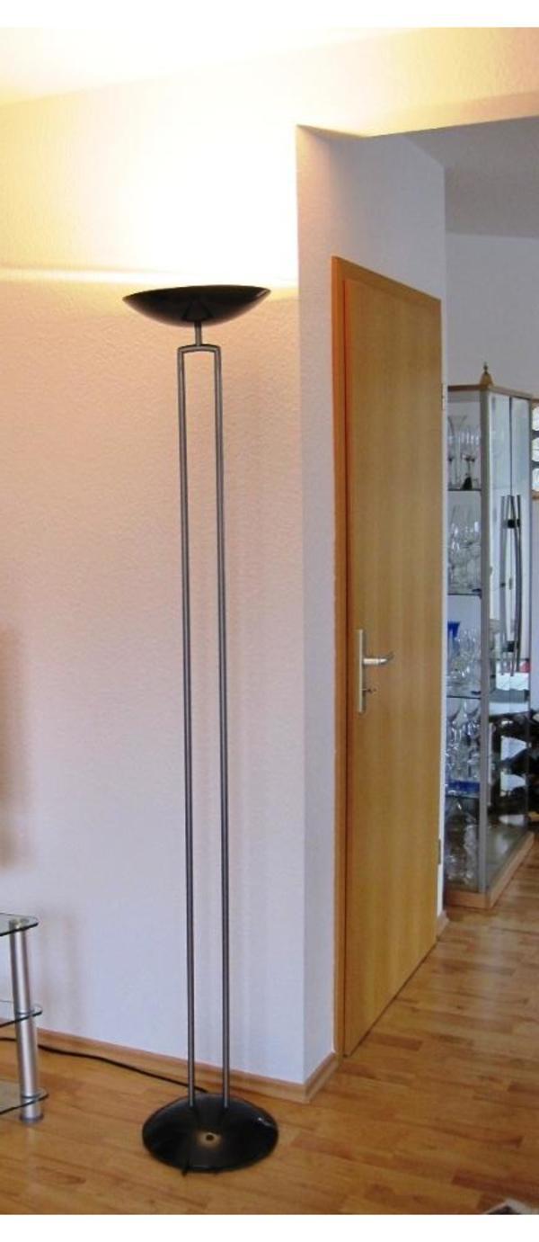 stehleuchte deckenfluter kaufen gebraucht und g nstig. Black Bedroom Furniture Sets. Home Design Ideas