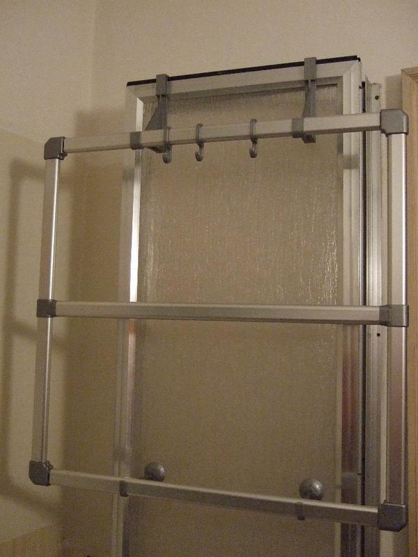 Handtuchhalter F?r Dusche : Handtuchhalter Handtuchstange f?r Dusche, Duscht?r, Duschkabine