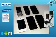 Handysammlung - iPhone, Samsung,