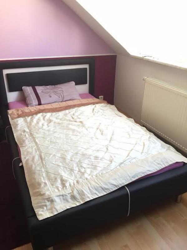 polsterbett 120x200 kaufen gebraucht und g nstig. Black Bedroom Furniture Sets. Home Design Ideas