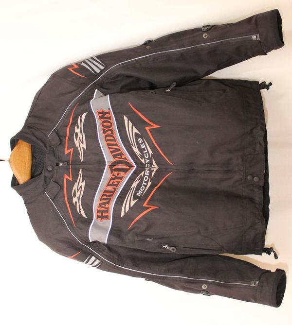 harley davidson motorradjacke in m nchen. Black Bedroom Furniture Sets. Home Design Ideas