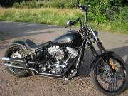 Harley-Softail-Umbau