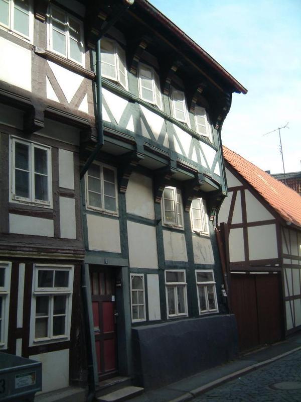 Haus kaufen Goslar Fachwerkhaus Einfamilienhaus