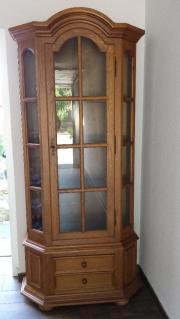 vitrine eiche haushalt m bel gebraucht und neu kaufen. Black Bedroom Furniture Sets. Home Design Ideas