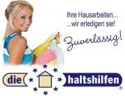 Hauswirtschafterin, Haushaltshilfe, Reinigungskraft,