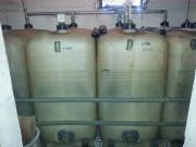 Heizöl-Batterietank