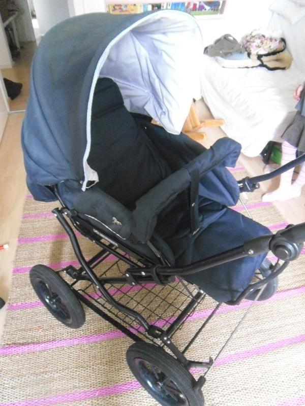 hesba kinderwagen sportwagen buggy in m nchen kaufen und verkaufen ber private kleinanzeigen. Black Bedroom Furniture Sets. Home Design Ideas
