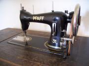 historische Pfaff-Nähmaschine