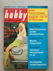 hobby Magazin der
