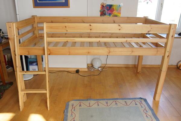 breite hochbett neu und gebraucht kaufen bei. Black Bedroom Furniture Sets. Home Design Ideas