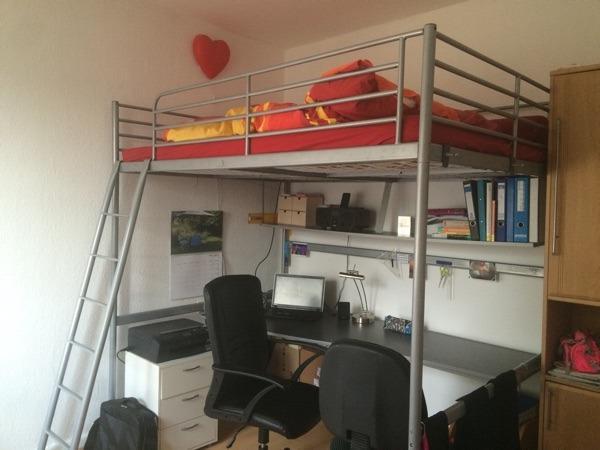 hochbett neu neu und gebraucht kaufen bei. Black Bedroom Furniture Sets. Home Design Ideas