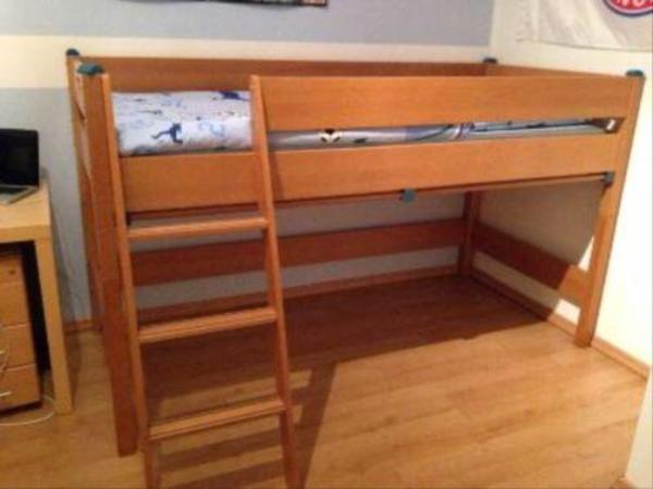 hochbett paidi kleinanzeigen familie haus garten. Black Bedroom Furniture Sets. Home Design Ideas