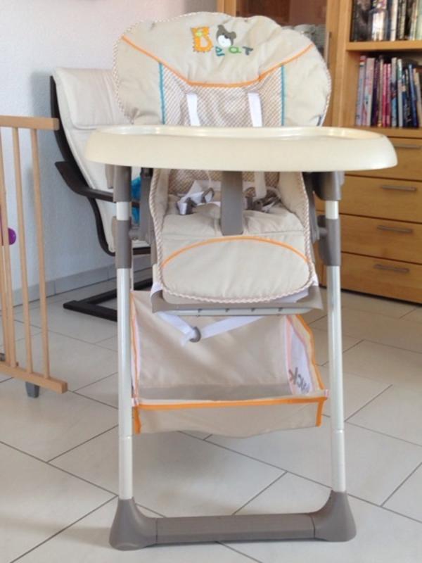 hauck hochstuhl neu und gebraucht kaufen bei. Black Bedroom Furniture Sets. Home Design Ideas