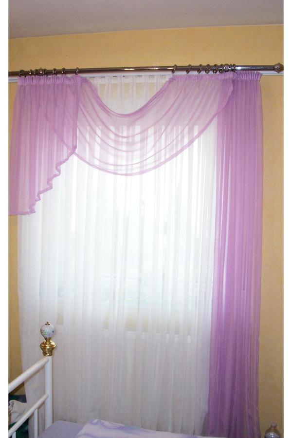vorh nge schals neu und gebraucht kaufen bei. Black Bedroom Furniture Sets. Home Design Ideas