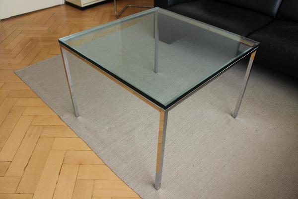 couchtisch glas chrom kaufen gebraucht und g nstig. Black Bedroom Furniture Sets. Home Design Ideas