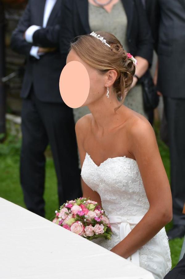 Hochzeitskleid-Größe 34