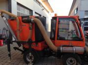 Holder Kehrmaschine Winterausrüstung