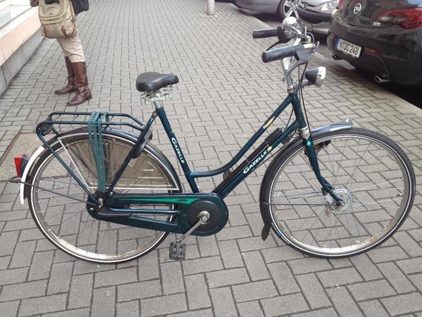 gazelle fahrrad kaufen gebraucht und g nstig. Black Bedroom Furniture Sets. Home Design Ideas