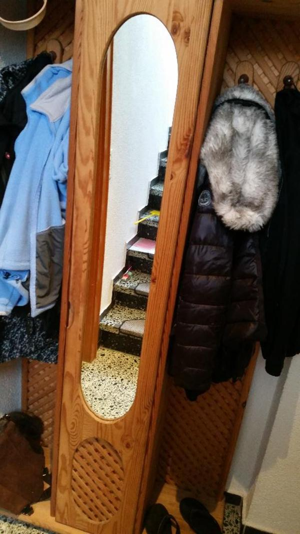 spiegel holz kaufen gebraucht und g nstig. Black Bedroom Furniture Sets. Home Design Ideas