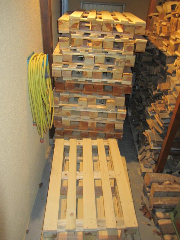 holz paletten f r gartenm bel in zuzenhausen kaufen und verkaufen ber private kleinanzeigen. Black Bedroom Furniture Sets. Home Design Ideas