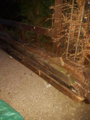 Holzbalken Dachbalken Holzsparren