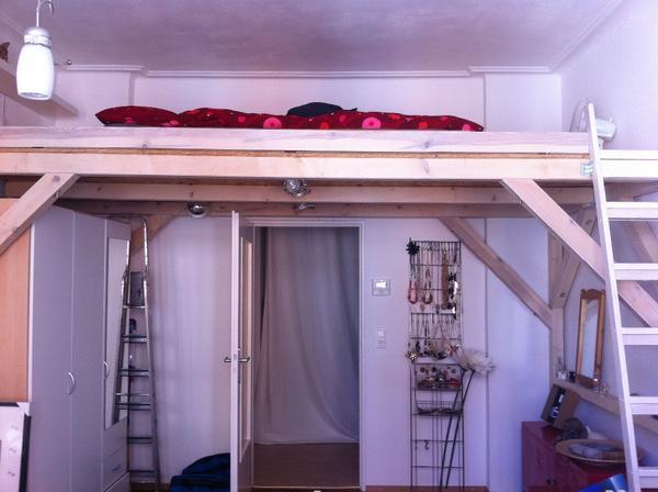 kinderzimmer mit hochbett kaufen gebraucht und g nstig. Black Bedroom Furniture Sets. Home Design Ideas