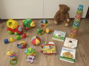 Holzspielzeug, Selecta,Ravensburger,Sterntaler,Chicco,fisher price, gebraucht kaufen  Gräfelfing