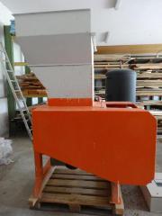 Holzzerkleinerer Mawera SM1,