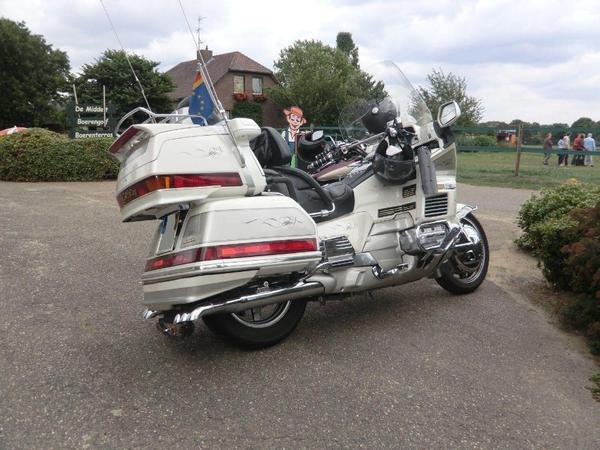 honda gold wing 1500 se in esslingen motorrad roller teile kaufen und verkaufen ber private. Black Bedroom Furniture Sets. Home Design Ideas