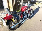 Honda Shadow VT