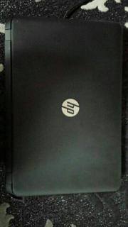 hp Notebook zu
