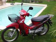 HS100-11 Moped