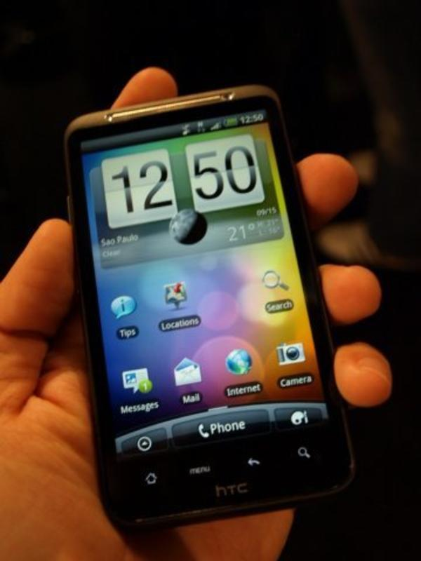 Htc Desire Hd &raquo; Sonstige Handys