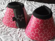 Hufglocken XL pink