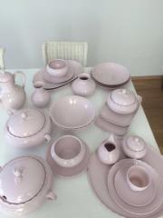 Hutschenreuther Porcelaine Rosé