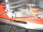 Hydraulik-Schraubstock, Teileapparat,