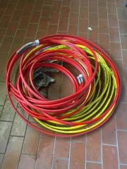 Hydraulikschläuche Rettungssatz Feuerwehr