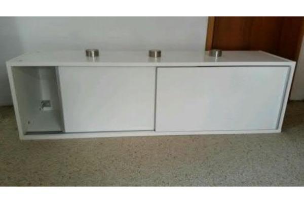 ikea aspvik wandschrank mit schiebet ren in erlangen. Black Bedroom Furniture Sets. Home Design Ideas