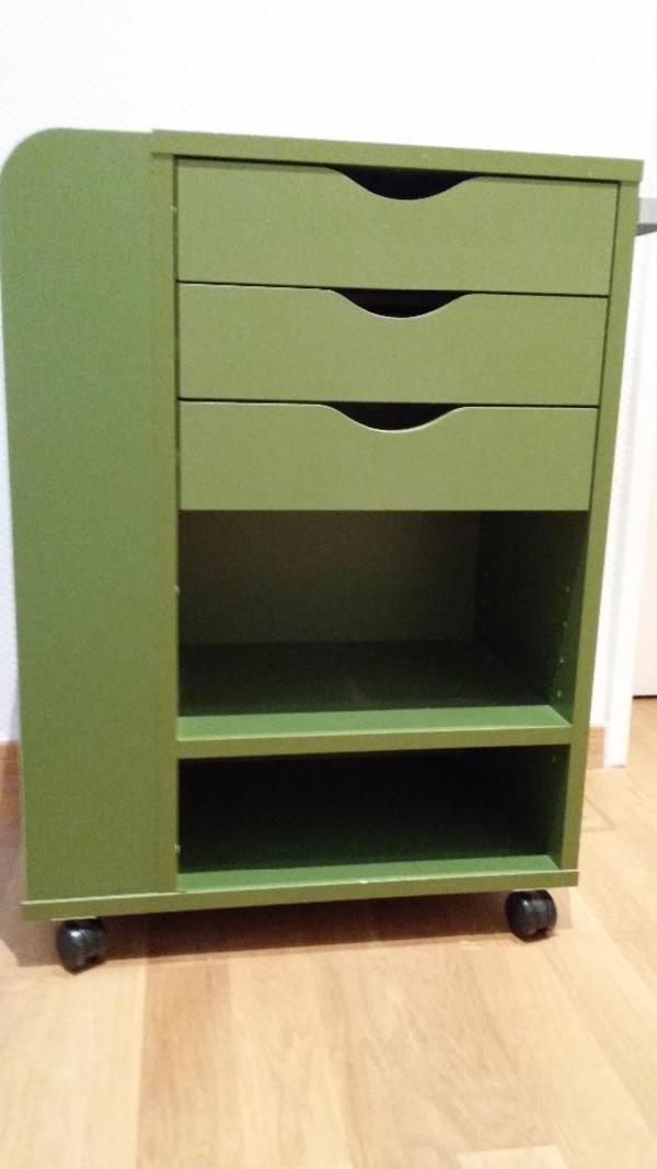 beistelltisch rollen neu und gebraucht kaufen bei. Black Bedroom Furniture Sets. Home Design Ideas