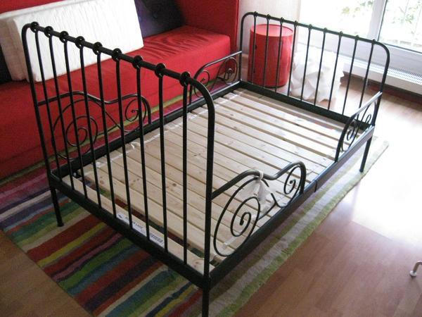 schwarz bett neu und gebraucht kaufen bei. Black Bedroom Furniture Sets. Home Design Ideas