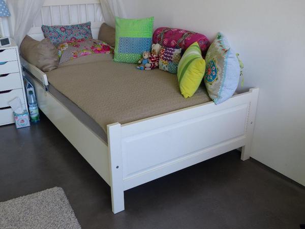bett wei ikea. Black Bedroom Furniture Sets. Home Design Ideas