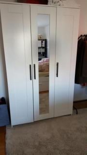 brimnes kleiderschrank haushalt m bel gebraucht und neu kaufen. Black Bedroom Furniture Sets. Home Design Ideas