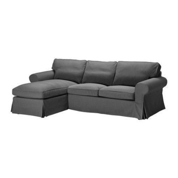 ikea ektorp ecksofa kaufen gebraucht und g nstig. Black Bedroom Furniture Sets. Home Design Ideas