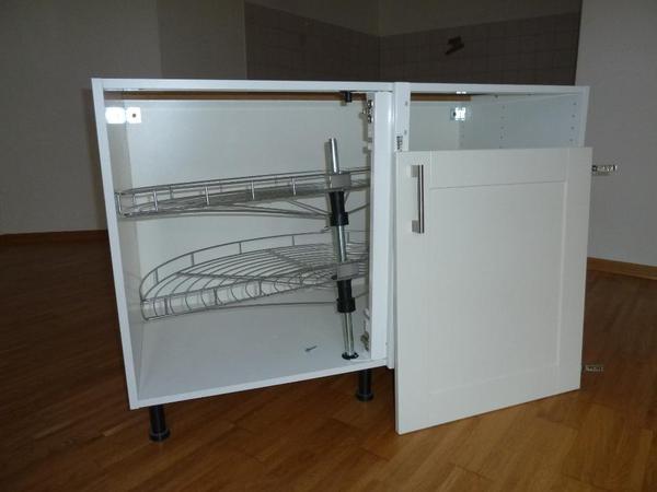 Ikea Faktum Eckschrank Abstand ~ ikea faktum eckschrank mit karussell ikea faktum eckschrank mit