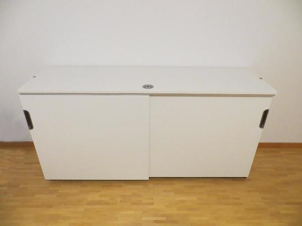 ikea galant schiebet rschrank wei 160 x 80 cm in freiberg. Black Bedroom Furniture Sets. Home Design Ideas