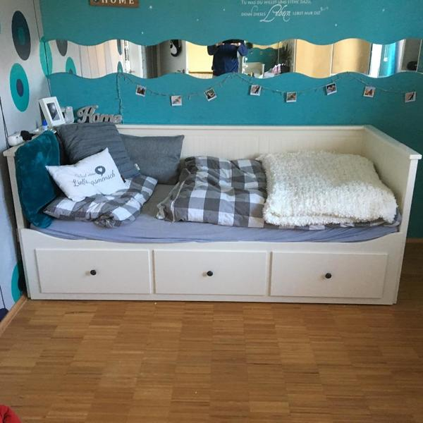 ikea tagesbett kaufen gebraucht und g nstig. Black Bedroom Furniture Sets. Home Design Ideas