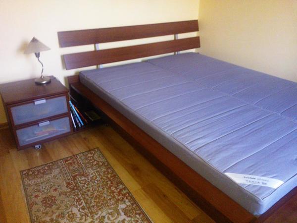bett 120x200 mit matratze und lattenrost full size of. Black Bedroom Furniture Sets. Home Design Ideas