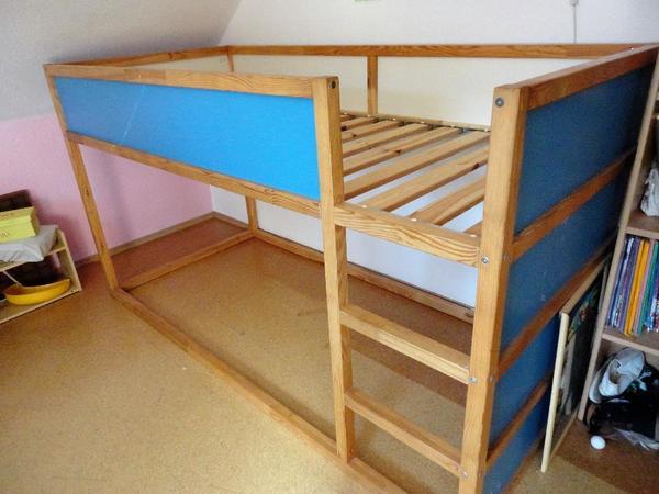 ikea kinderbett in nagold betten kaufen und verkaufen. Black Bedroom Furniture Sets. Home Design Ideas