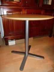 ikea tisch rund kaufen gebraucht und g nstig. Black Bedroom Furniture Sets. Home Design Ideas